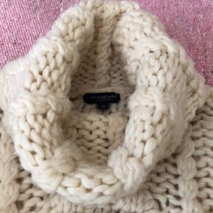 Burberry Wool turtleneck Sweater